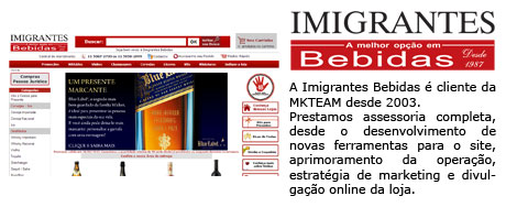 Imigrantes Bebidas - E-commerce